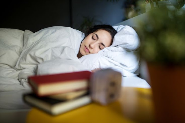 Have a good sleep - sleeping image - 10 best tips and tricks to improve memory power