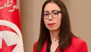 تونس، نادية عكاشة، مديرة ديوان الرئيس التونسي، قيس سعيد،  منى كريم، روسيا اليوم، حربوشة نيوز