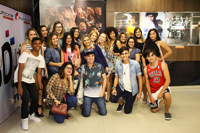 partage shopping e multicine cinemas em mossoro