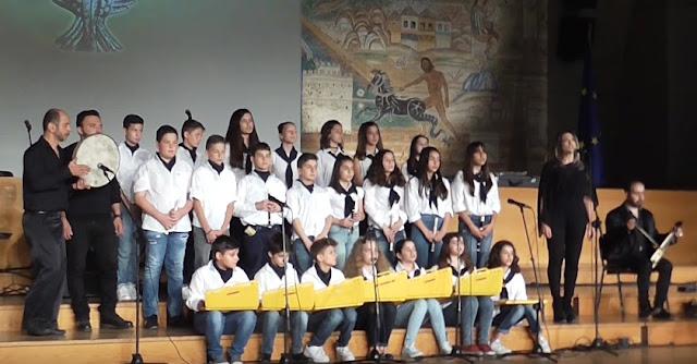 Ποντιακή παιδική χορωδία, ξεκινά ο Σ.Πο.Σ Θεσσαλονίκης