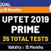 Get 40% Off | Prepare UPTET with BEST UPTET Prime Test Series | Use Code : SW40 | Buy Now