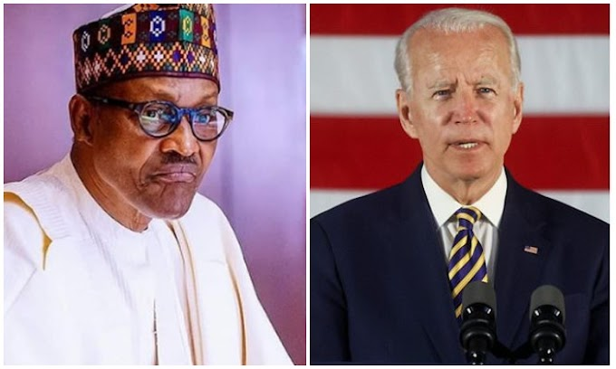 Why Biden Won't Support Buhari's Government - Prof Pat Utomi