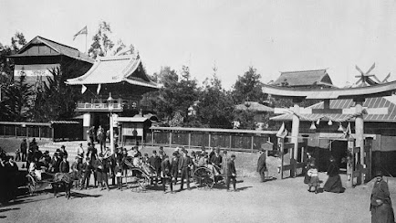 Japanese Village and Tea Garden 1894