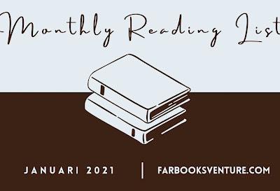 Januari 2021: Bulan Baca Biasa Saja