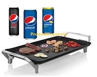 """Logo Concorso """"Ferragosto Pepsi"""" : da Coop vinci 30 Piastre Elettriche ( valore oltre 40 euro)"""