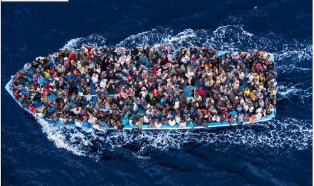 تقرير..انخفاض معدل المهاجرين الذين وصلوا إيطاليا ب  78 ٪ والتوانسة يشكلون العدد الأكبر