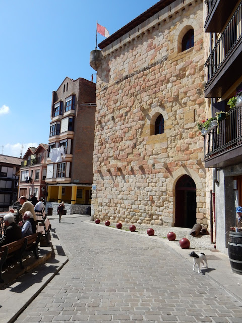 Torre Ercilla,  Bermeo, Urdaibai, País Vasco, Elisa N, Blog de Viajes, Lifestyle, Travel, Goyenechea, Argentina, Matías