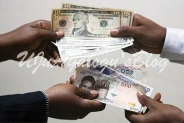 CBN adjusts official exchange rate to N381/$