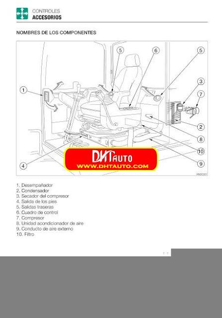 Takeuchi Wiring Diagram - Wiring Diagrams List