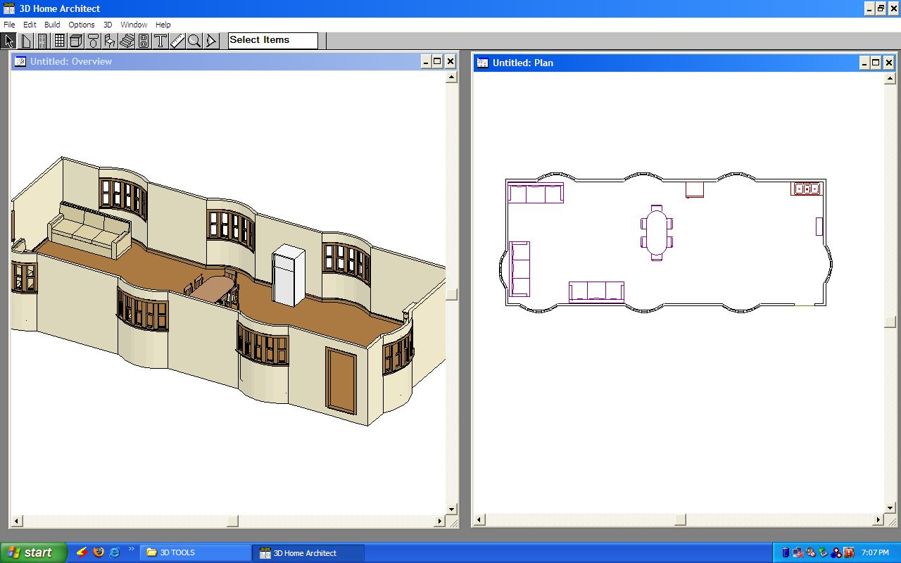3d Home Architect Software