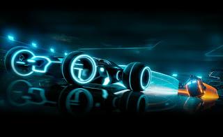 Vehículos de Tron Legacy
