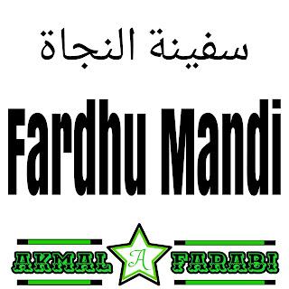 Terjemahan Kitab Safinatun-Najah (Bab Fardhu Mandi)