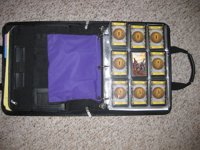Dominion Card Game Travel Case