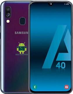 Samsung Galaxy A40 SM-A405S Eng Modem File-Firmware Download