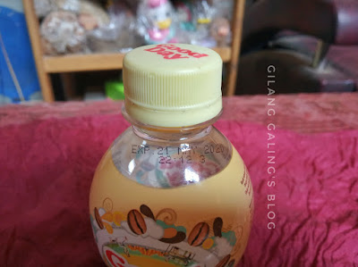 expired date good day botol coffee