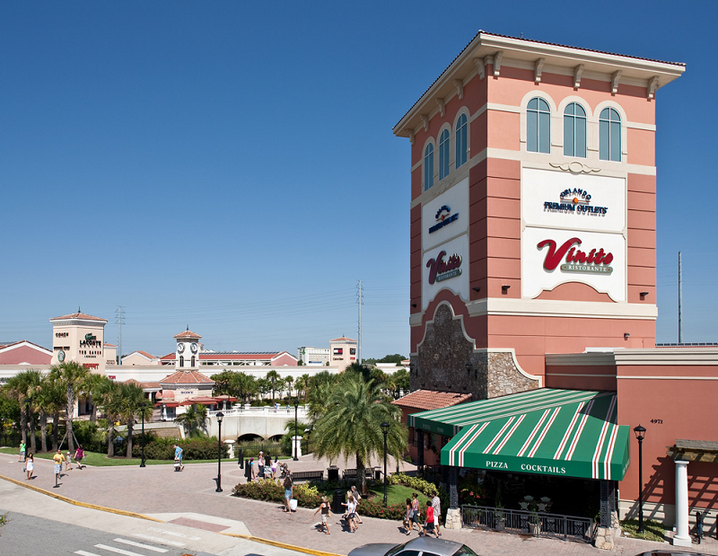 Orlando premium outlets international drive coupon book