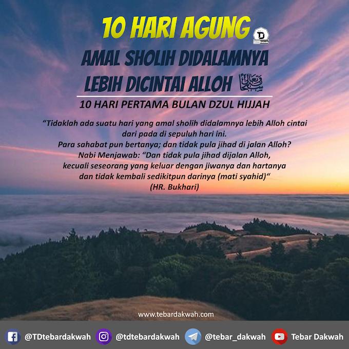 10 HARI AGUNG