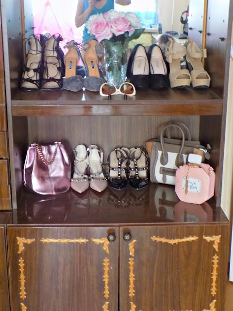 гардероб, стильный гардероб
