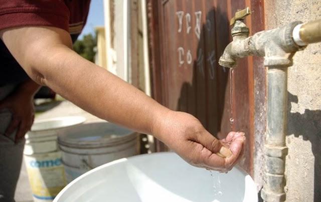 50 % de Caracas sin agua por paralización de La Mariposa
