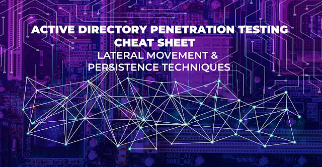Active_Directory_Pentest_lateral_movement_persistence