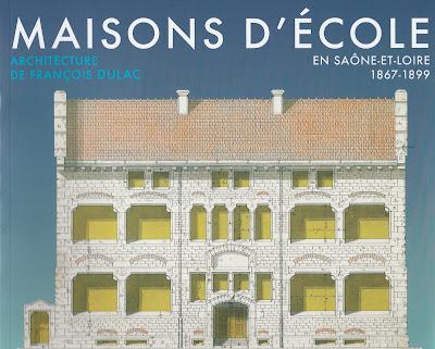 """Couverture """"Maison d'école"""""""