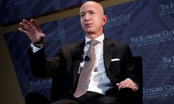 One Person in the World Became a Billionaire Every 17 Hours: Jeff Bezos