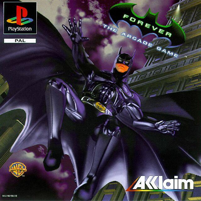 تحميل لعبة المحاكاه القديمة باتمان للكمبيوتر - Batman Forever: The Arcade Game
