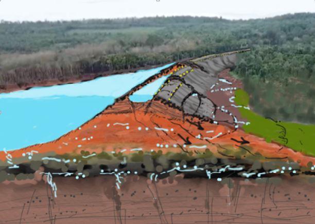 dam collapse Laos