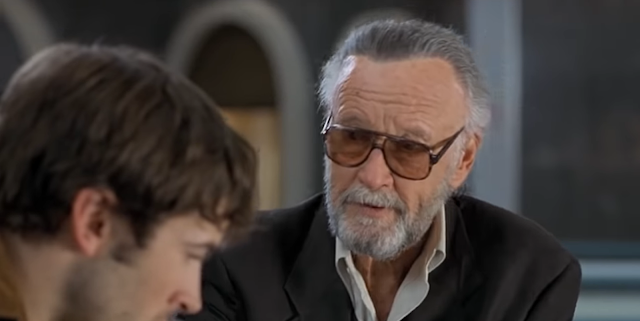 5 things YOU MUST know Stan Lee, Mallrats