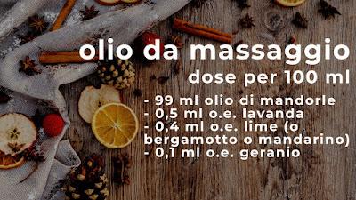 olio da massaggio - www.glialchimisti.com