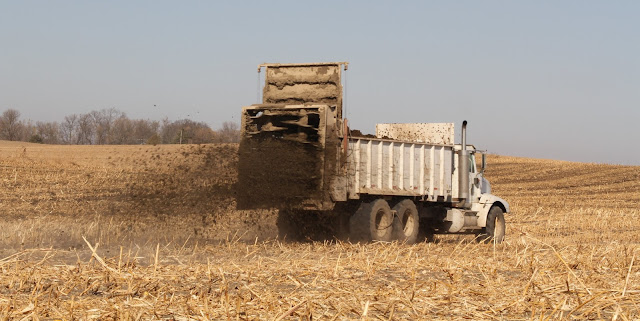 Minnesota manure application rates
