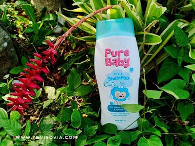 shampo anak