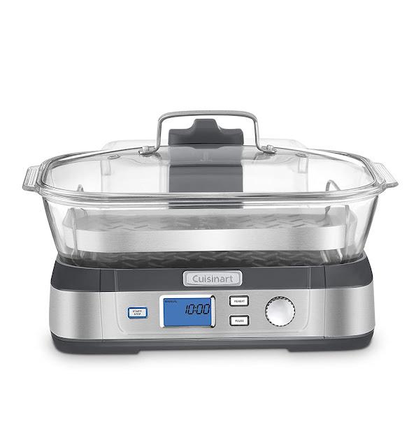 Cuisinart Cook Fresh Glass Steamer