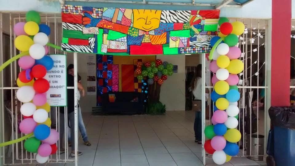 Como Organizar Uma Festa Da Familia Na Escola Final De Ano: EM Barra De Zacarias: Festa Da Família 2014