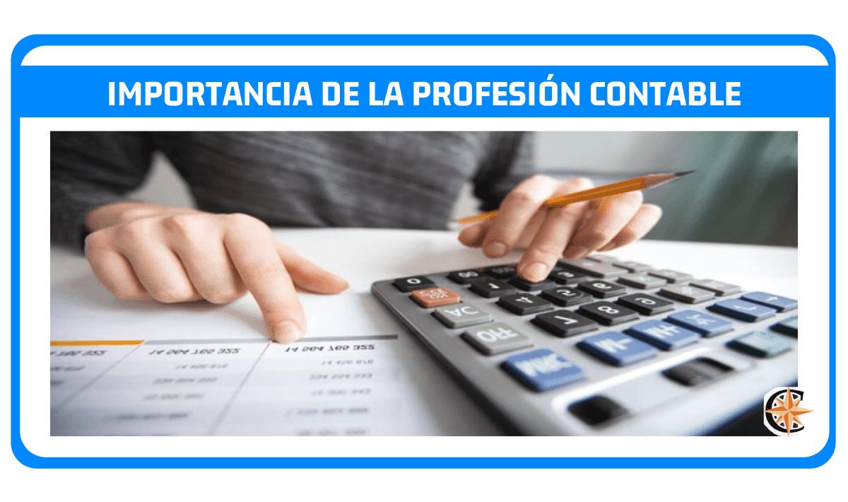 Importancia de la profesión contable