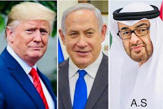 ترامب يحقق نصرا بعقد صفقة دبلوماسية مع حلفاء في الشرق الأوسط قبل الانتخابات