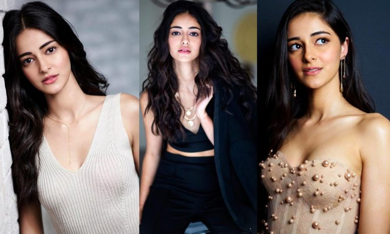 Chanky Pandey's Ananya Pandey is really the Cutest Celebrity in the Bollywood Industry