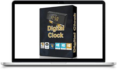 Digital Clock 4.7.6 (x64)