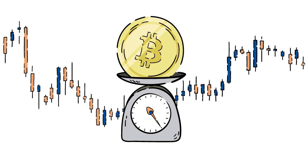 Como se determina el precio del bitcoin