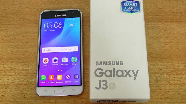 Samsung Galaxy J3 price