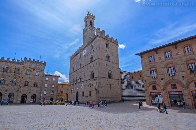 Volterra: Borgo medievale in provincia di Pisa.