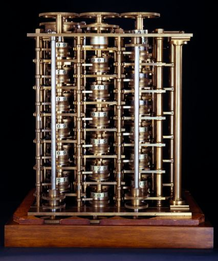 Difference Engine No.1 | 1821
