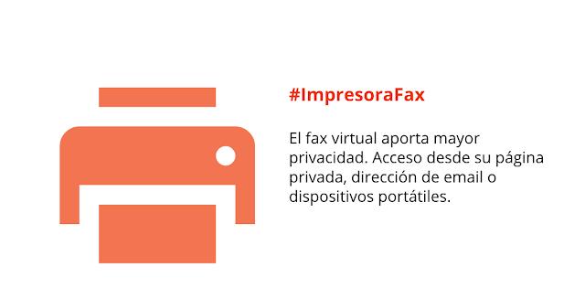 impresora fax