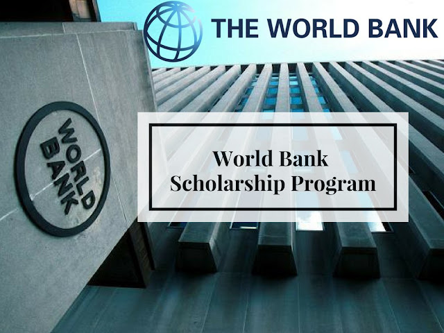 منحة اليابان و البنك الدولي المشتركة لدراسة الماجستير