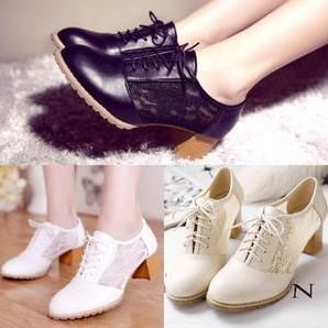 Kumpulan Model Sepatu Oxford Wanita Online Terbaik