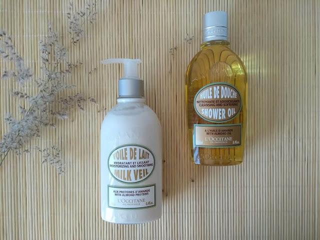 Óleo Hidratante de Banho Amêndoa L'Occitane