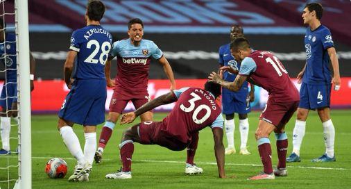 West Ham United vs Chelsea 3–2 Highlights