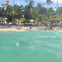Beach water view