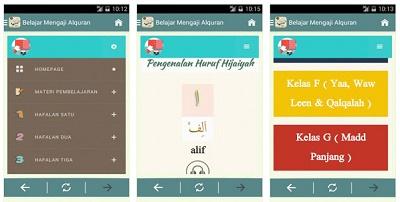 aplikasi belajar mengaji android