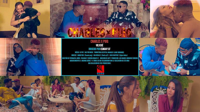 Charles x Puig - ¨Volveré¨ - Videoclip - Director: Osmany G. Portal Del Vídeo Clip Cubano